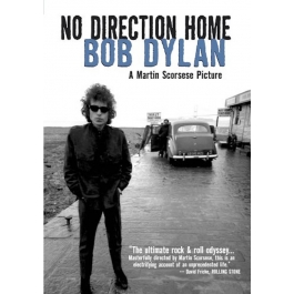 BOD DYLAN-NO DIRECTION HOME DVD