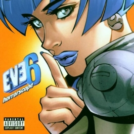 EVE 6-HORRORSCOPE CD