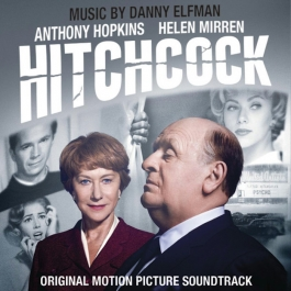 HITCHCOCK-SOUNDTRACK CD