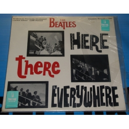 THE BEATLES-HERE THERE AND EVERYWHERE VINYL