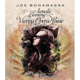 JOE BONAMASSA-AN ACOUSTIC EVENING AT THE VIENNA BLU-RAY