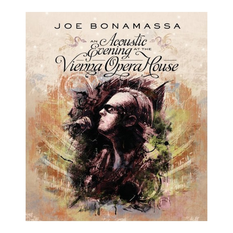 JOE BONAMASSA-AN ACOUSTIC EVENING AT THE VIENNA BLU-RAY