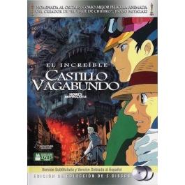 EL INCREIBLE CASTILLO VAGABUNDO DVD