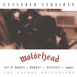 MOTORHEAD-EXTENDED VERSIONS CD