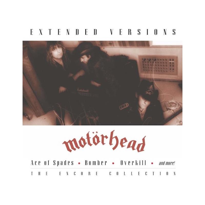 MOTORHEAD-EXTENDED VERSIONS CD