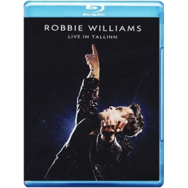 ROBBIE WILLIAMS-LIVE IN TALLINN BLU-RAY