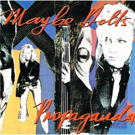 PROPAGANDA-MAYBE DOLLS CD