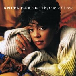 ANITA BAKER-RHYTHM OF LOVE CD