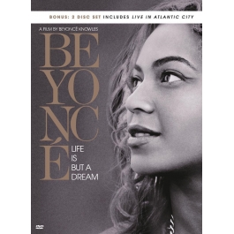 BEYONCE-LIFE IS BUT A DREAM-LIVE DVD