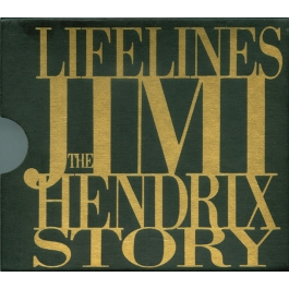 JIMI HENDRIX-LIFELINES THE JIMI HENDRIX STORY CD