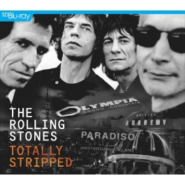 THE ROLLING STONES-TOTALLY STRIPPED BLU-RAY/CD