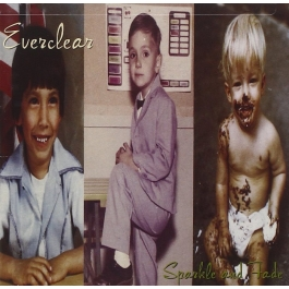EVERCLEAR-SPARKLE AND FADE CD