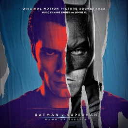 BATMAN V SUPERMAN-DAWN OF JUSTICE CD