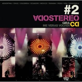 SODA STEREO-GIRA ME VERAS VOLVER #2 CD