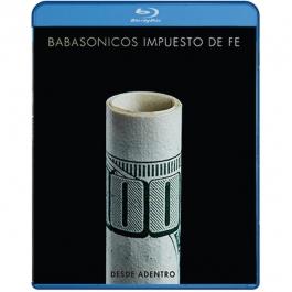 BABASONICOS-IMPUESTO DE FE BLU-RAY