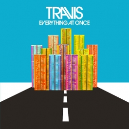 TRAVIS-EVERYTHING AT ONCE CD