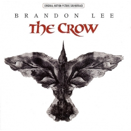 THE CROW-SOUNDTRACK CD