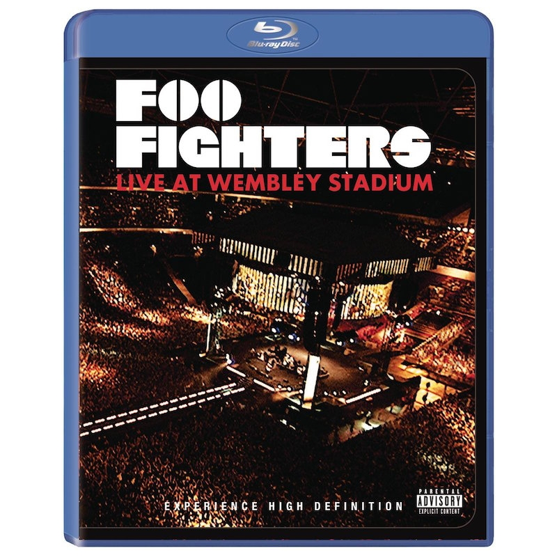 FOO FIGHTERS-LIVE AT WEMBLEY STADIUM BLU-RAY
