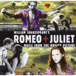 ROMEO AND JULIET-SOUNDTRACK CD