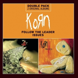 KORN-FOLLOW THE LEADER/ISSUES CD