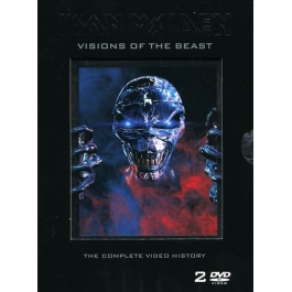 IRON MAIDEN-VISIONS OF THE BEAST DVD