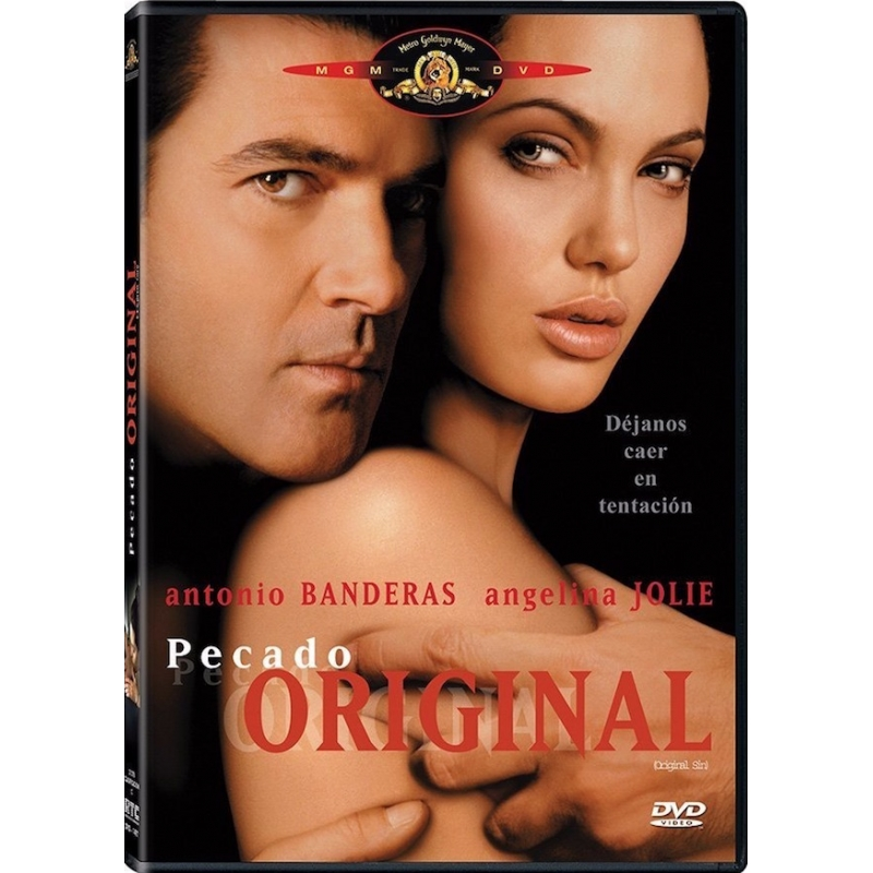 PECADO ORIGINAL-DVD