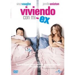 VIVIENDO CON MI EX-DVD