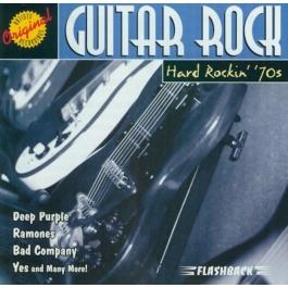 GUITAR ROCK-HARD ROCKIN 70S CD