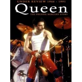 QUEEN-LA HISTORIA DE FREDDIE MERCURY 46-91 DVD