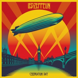 LED ZEPPELIN-CELEBRATION DAY BOX SET VINYL