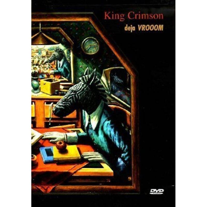 KING CRIMSON-DEJA VROOOM DVD