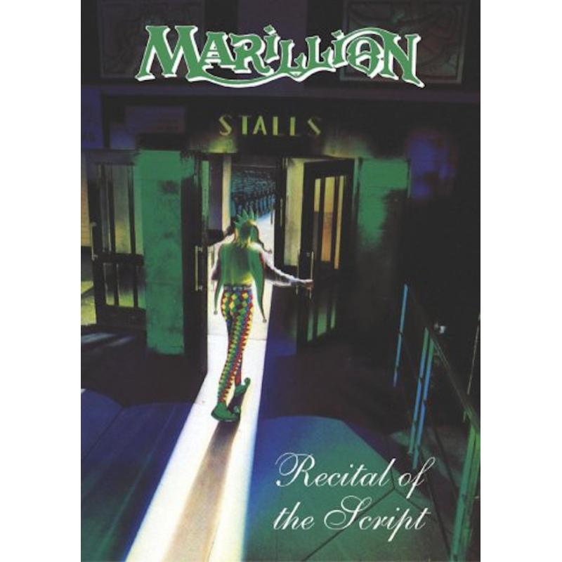 MARILLION-RECITAL OF THE SCRIPT DVD