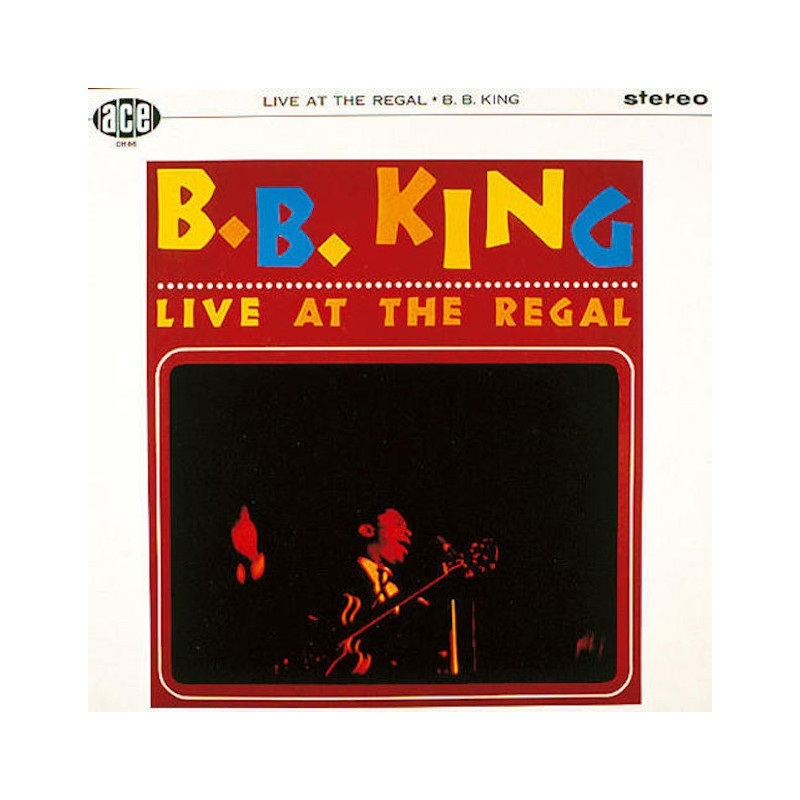 B.B. KING-LIVE AT THE REGAL VINYL