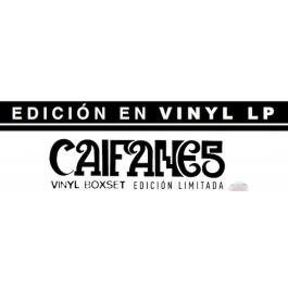 CAIFANES-BOX SET EDICION LIMITADA VINYL