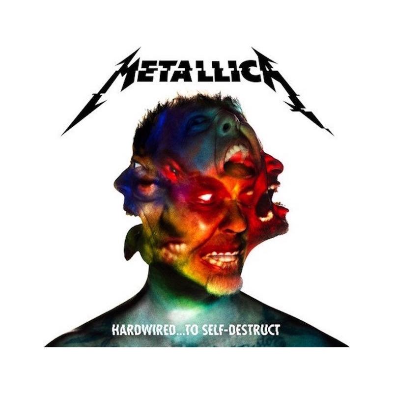 METALLICA-HARDWIRED...TO SELF-DESTRUCT 2CD