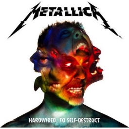 METALLICA-HARDWIRED TO SELF DESTRUCT LIMITED DELUXE EDITION VINY