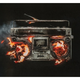 GREEN DAY-REVOLUTION RADIO CD