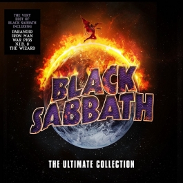BLACK SABBATH-THE ULTIMATE COLLECTION VINYL