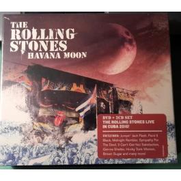 THE ROLLING STONES-HAVANA MOON CD/DVD