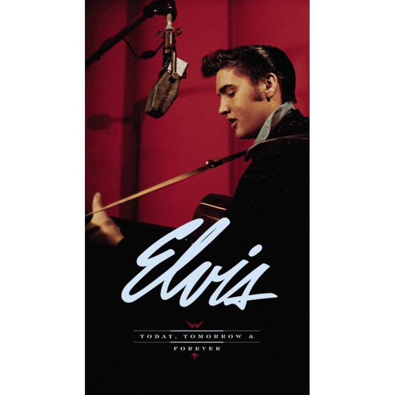 ELVIS-TODAY, TOMORROW AND FOREVER CD
