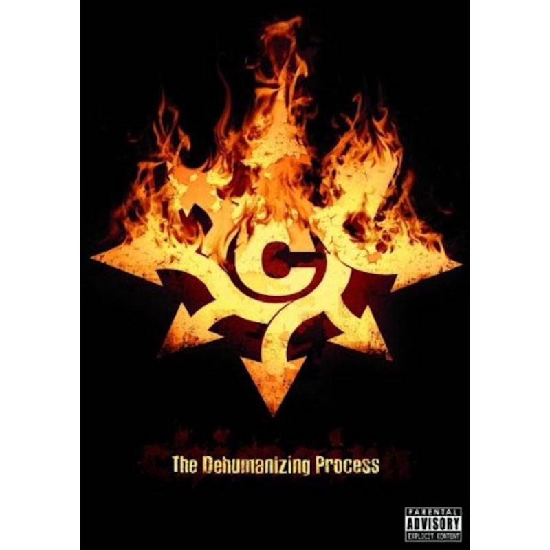 CHIMAIRA-THE DEHUMANIZING PROCESS DVD