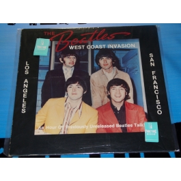 THE BEATLES-WEST COAST INVASION VINYL