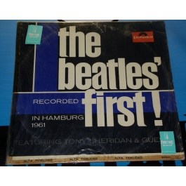 THE BEATLES-THE BEATLES' FIRST VINYL