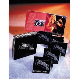 JUDAS PRIEST-METALOGY CD