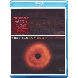 KINGS OF LEON-LIVE AT THE O2 LONDON ENGLAND BLU-RAY