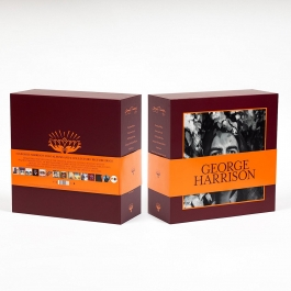 GEORGE HARRISON-THE VINYL COLLECTION BOX SET