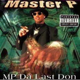 MASTER P-MP DA LAST DON CD
