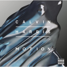 CALVIN HARRIS-MOTION CD