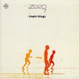 ZERO 7-SIMPLE THINGS CD
