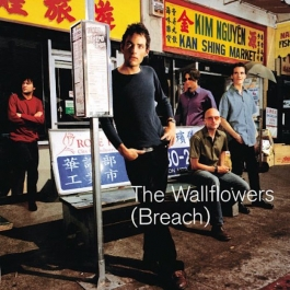 THE WALLFLOWERS-BREACH CD